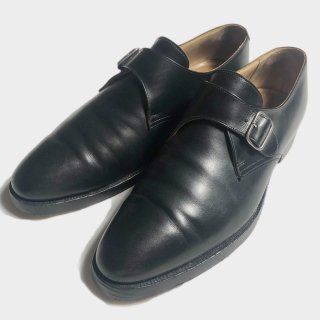SINGLE MONK STRAP(PURPLE.L-26CM)