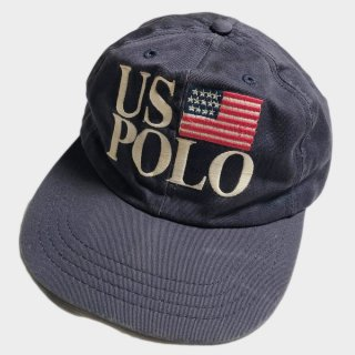 BIG US POLO LOGO CAP(USA)