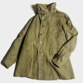 30's M-35 MOTORCYCLE COAT