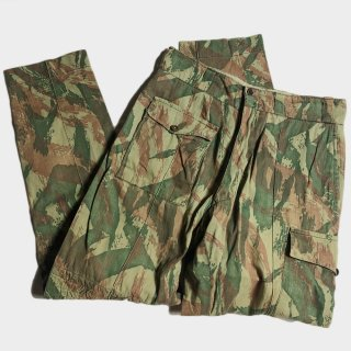 60's P. ARMY LIZARD CAMO PANTS