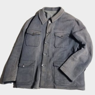 40's FRENCH PIQUE HUNTING JKT