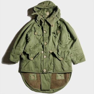 50's BRITISH ARMY MIDDLE PARKA(1)