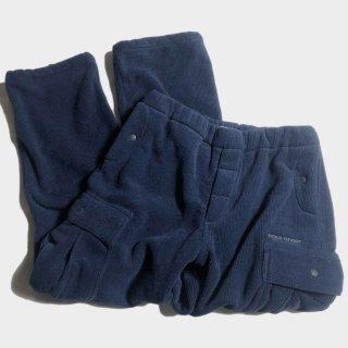 FLEECE CARGO PANTS(USA-L)