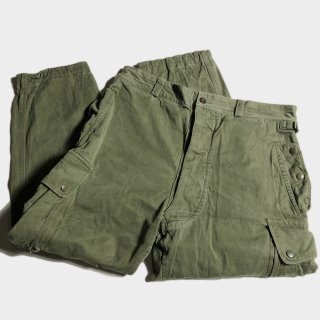 50's F. ARMY TAP-47 HBT CARGO T.(35)
