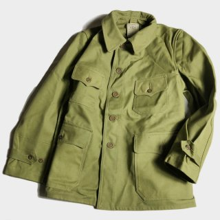 40's F. M. CANVAS HUNTING JKT(DEAD)