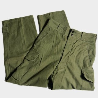 50's F. ARMY M-47 CARGO T.(DEAD-33)