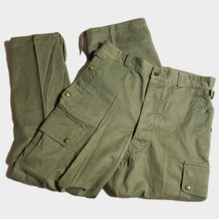 50's F. ARMY TAP-47 HBT CARGO T.(23)