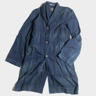 LIMITED ED. INDIGO M.COAT(USA-S)
