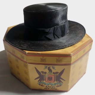 10's SHORT TOP HAT(BOX-59.5CM)