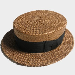 20's EXCELLO BOATER HAT(58CM)