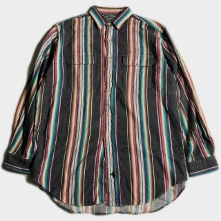 MEXICAN STRIPE SHIRTS(L)