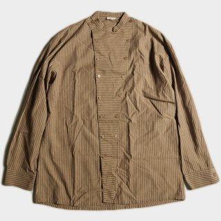 70's STRIPE COOK SHIRTS(39)