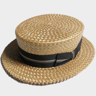 30's BOATER HAT(59CM)