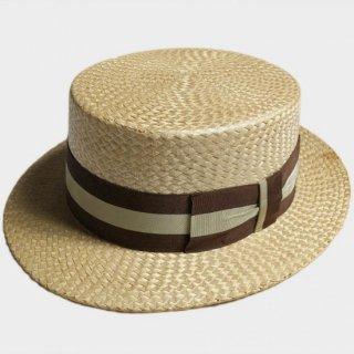 50's BOATER HAT(57.5CM)