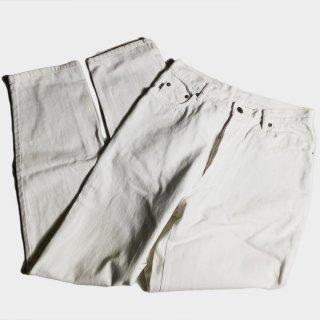WHITE DENIM PANTS(11)