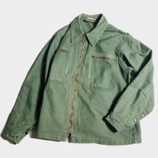 50's FRENCH AIR FORCE MECHANIC JKT