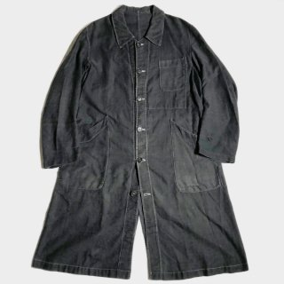 20's FRENCH BK COTTON A. COAT