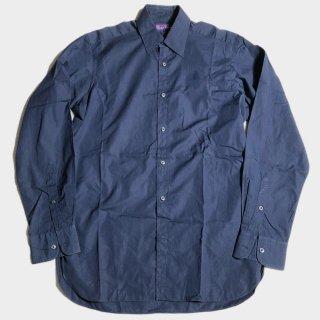 WIDE C. DRESS SHIRTS(PURPLE.L-15)