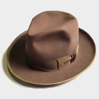 40'S VINTAGE SAILOR BRIM HAT