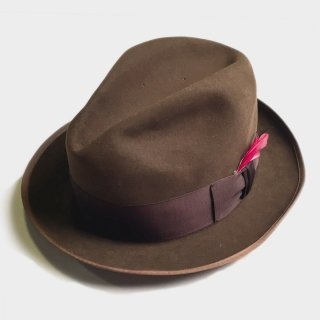60's SHORT BRIM HAT