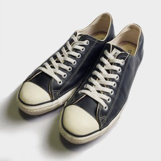 90'S LEATHER ALL STAR LO (BOX有)