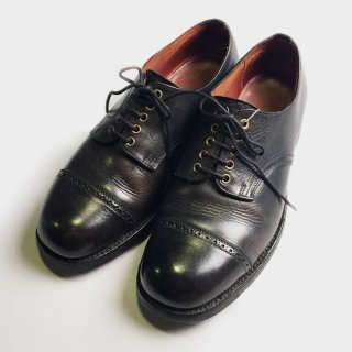 PUNCHED CAP TOE SHOES