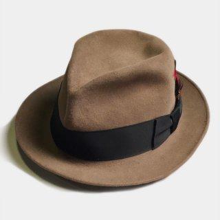 60's RABBIT FUR HAT