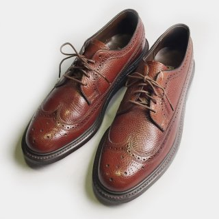 WING TIP SHOES