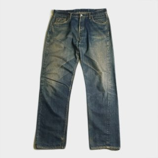 501 BIG E TYPE DENIM PANTS