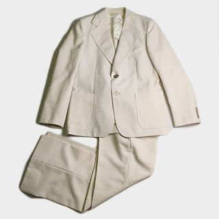 70'S LINEN SET UP SUITS