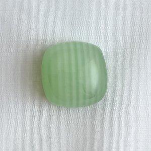 グリーンカルサイト カボション レクタングル