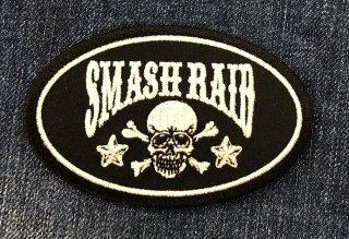 【SMASH RAID】Skull Patch