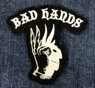 【BAD HANDS】LOGO Patch