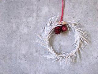 水引クリスマス飾り(ホワイト)