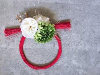 水引お正月飾り(赤)