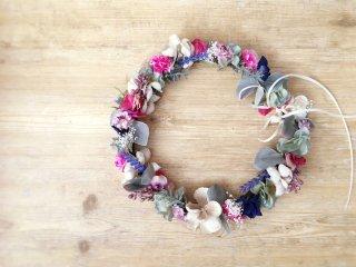 花咲くガーデンの花冠