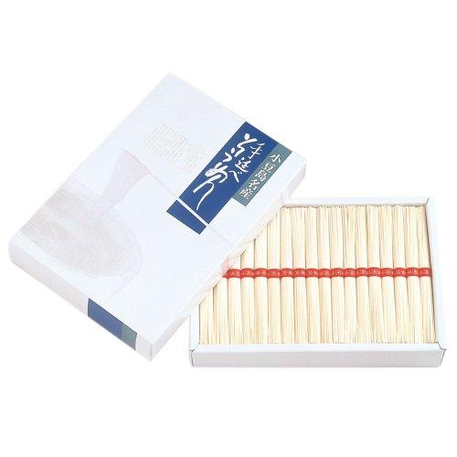 小豆島手延べ素麺 紙化粧箱入