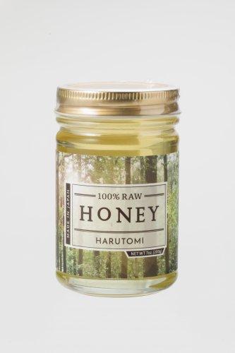 HARUTOMI HONEY(生はちみつ) 200g