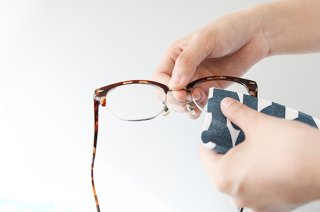 メガネが拭ける和紙懐紙