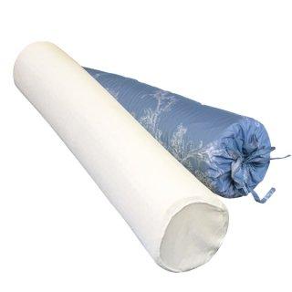 ラテシア ロイヤル 100% 天然ラテックス 高反発 抱き枕【枕カバー付き】 bolster pillow COMAX JAPAN 正規品
