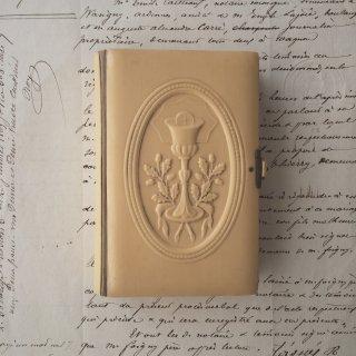 フランスアンティーク セルロイド装丁のミサ典書
