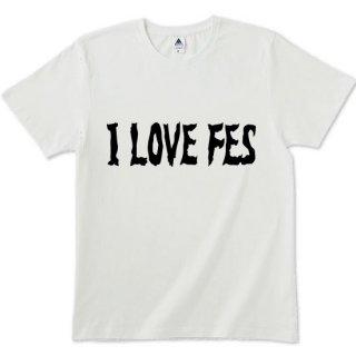 アイラブフェス Death字Tシャツ 全8色