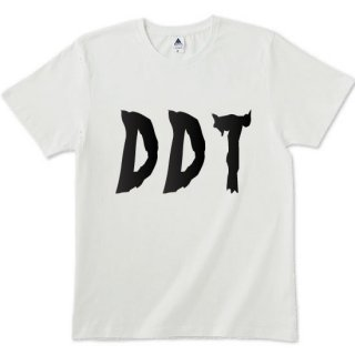 DDT Tシャツ 全8色