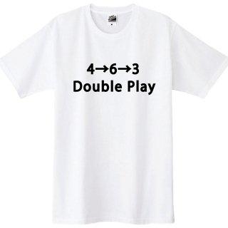 野球Tシャツ 463ダブルプレーTシャツ 全5色