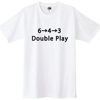 野球Tシャツ 643ダブルプレーTシャツ 全5色