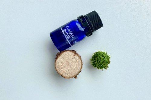 【10本だけの限定販売】熊野の香り®「杉の実」アロマオイル