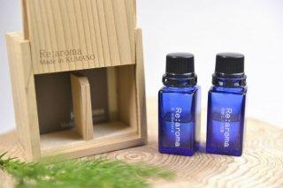 熊野の香り® 新宮の「故郷の香り」杉と檜のセット