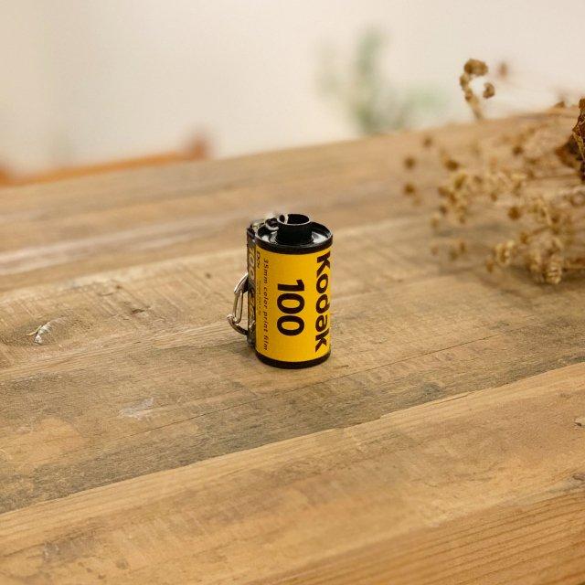 フィルムキーホルダー(KODAK100)