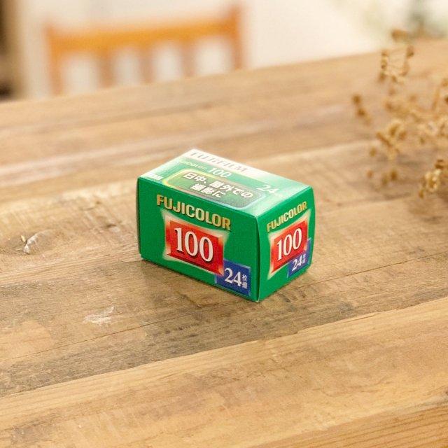 Fuji 100-24枚撮り 35mmFilm