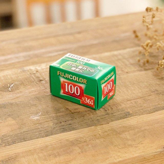 Fuji 100-36枚撮り 35mmFilm